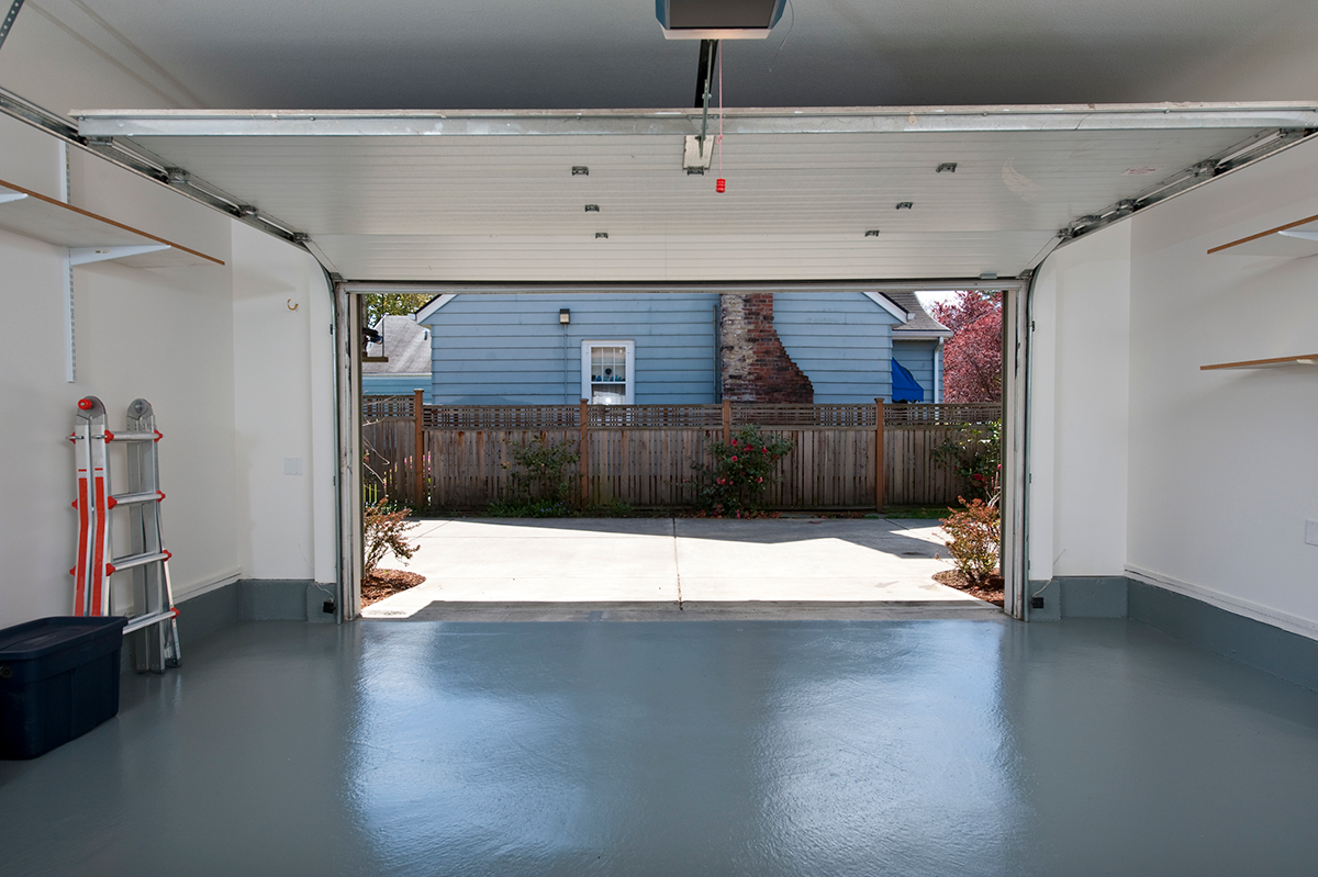 clean garage conversion eugene oregon